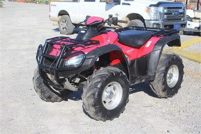2005 HONDA RINCON 650 4X4 ATV Other Auction Results - 1
