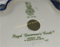 ROYAL DOULTON FIGURINE - ROYAL GOVERNOR'S COOK