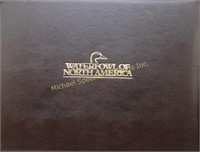 WATERFOWL OF NORTH AMERICA - DUCKS UNLIMITED BOOK