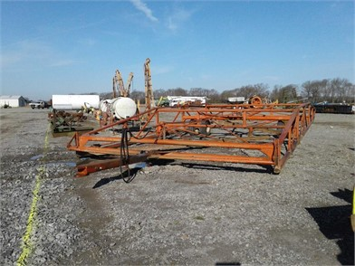 1992 BRANDT 16' X 50' PULL TYPE LAND PLANE Other Auction Results - 1