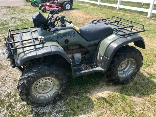 HONDA FOREMAN 500 Recreation / Utility ATVs For Sale - 7 Listings