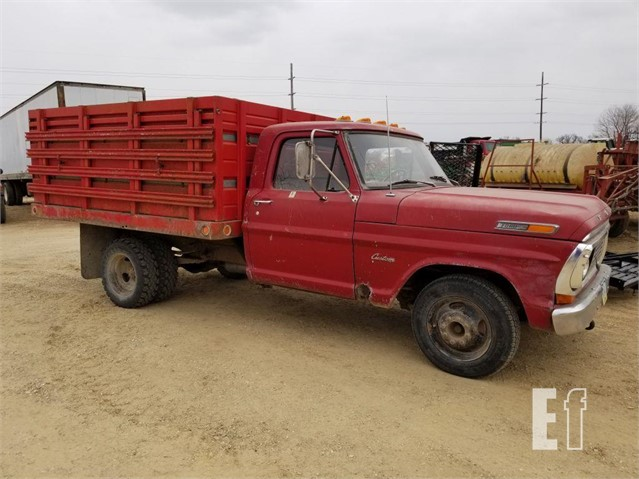 Equipmentfacts Com 1970 Ford F350 Online Auctions