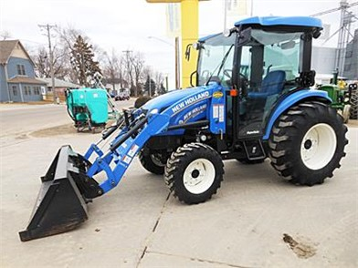 NEW HOLLAND BOOMER 46D For Sale - 12 Listings | TractorHouse