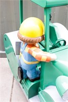 """Bob the Builder"" Coin Operated Children's Ride"