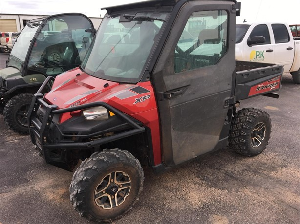 Used Utility Vehicles >> Polaris Ranger Xp 900 Utility Utility Vehicles For Sale 75