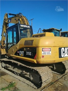 CATERPILLAR 315C For Sale - 9 Listings   MachineryTrader co uk