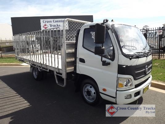 2013 Foton other Cross Country Trucks Pty Ltd - Trucks for Sale