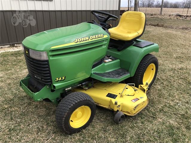 John Deere 345 >> 1999 John Deere 345 For Sale In Malta Illinois