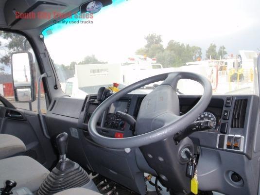 2013 Isuzu FSS 500 4x4 Crew South City Truck Sales - Trucks for Sale