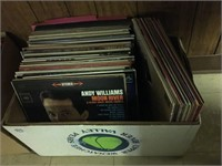 Frank Sinatra Andy Williams Glenn Miller Records