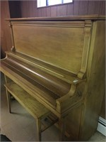 A.B. Cameron Company Piano