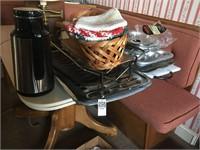Metal Bakeware and Racks