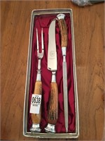 Hampshire House Cutlery Company Carving Set