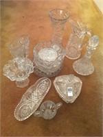 Crystal Serving ware