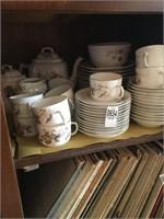 Carlsbad tea service