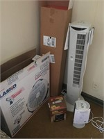 Lasko wind machine 3300, pelonis disc furnace
