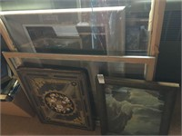 Picture frames and photo album and picture
