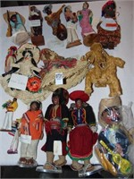 Central and South American Dolls
