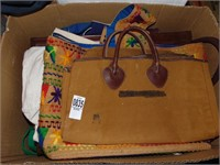 Re-usable tote bags