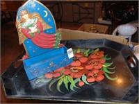 Hand painted Edmar Creations