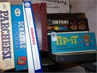 Electronic Simon and Board Games