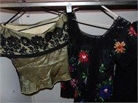 Vintage Suits Dresses Gowns and Costumes