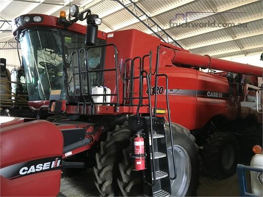 2011 Case Ih 8120 - Farm Machinery for Sale