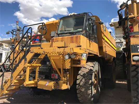 1997 Caterpillar 773D - Heavy Machinery for Sale