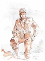 Jarbinet. Illustration originale Airborne 44
