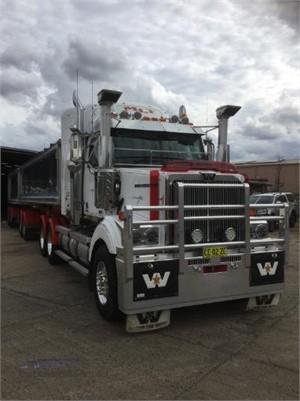 2015 Western Star 4864FXB Trucks for Sale