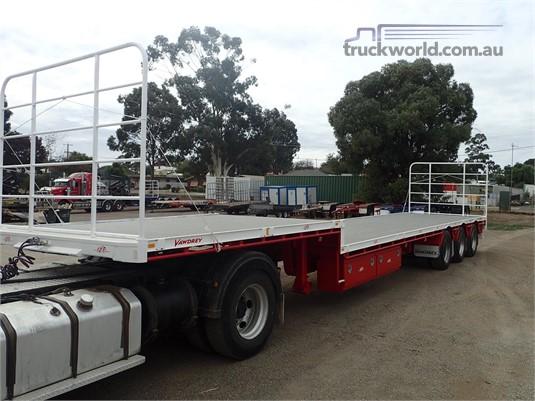 2007 Vawdrey Drop Deck Trailer - Truckworld.com.au - Trailers for Sale