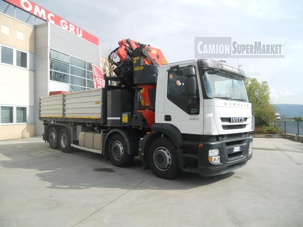 Iveco STRALIS 450 used 2010