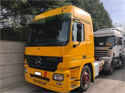 MERCEDES-BENZ ACTROS 1841  used