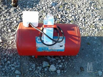 Napa 10 Gallon 125Psi Portable Air Tank Other Auction