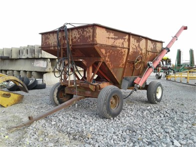Seed Wagon W/ Hyd Auger Other Resultados Leilões - 1 Listagens