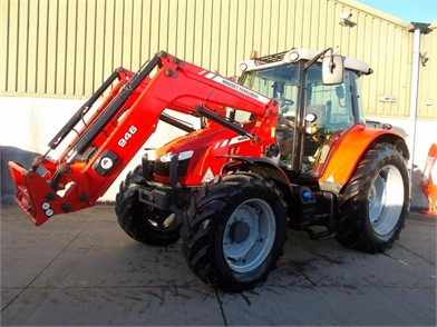 Used MASSEY-FERGUSON 5613 for sale in Ireland - 1 Listings
