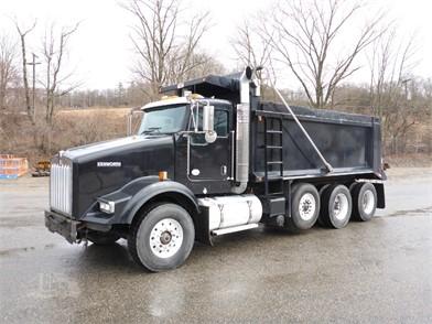 KENWORTH T800 Dump Trucks For Sale - 339 Listings | TruckPaper com