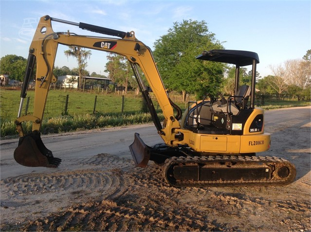 2012 CAT 305 5D CR For Sale In Lake Butler, Florida