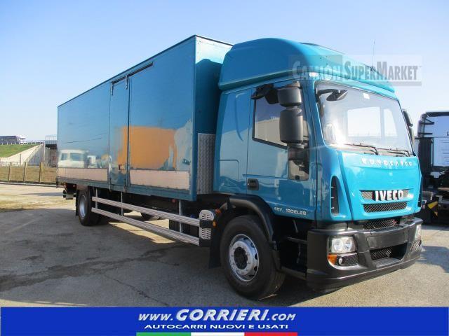 Iveco EUROCARGO 190EL28 used 2012