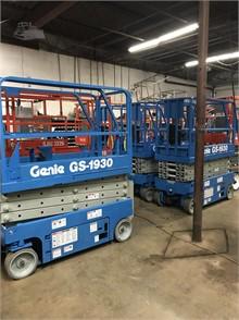 2019 GENIE GS1930 at MachineryTrader.com