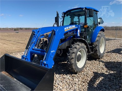 NEW HOLLAND T4 65 For Sale - 7 Listings | TractorHouse com