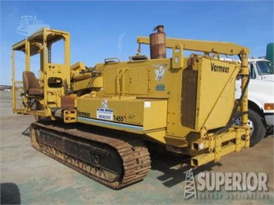 VERMEER T655 Auction Results - 14 Listings | MachineryTrader ... on
