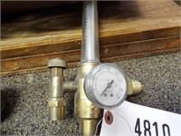 Victor Flow meter