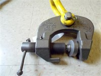 Will plate clamp