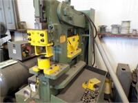 Uni Hydro Pro 80 iron worker