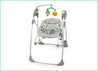 BRIGHT STARTS ROCK AND SWING 2 IN 1(NOT ASSEMBLED)