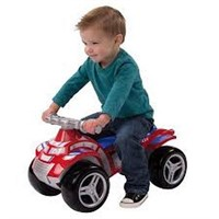 PAW PATROL RYDER'S RIDE-ON ATV(NOT ASSEMBLED)