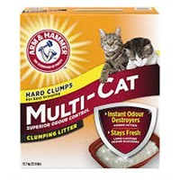 ARM&HAMMER MULTI CAT CAT LITTER