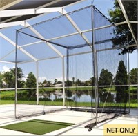 DYNAMAX SPORTS GOLF CAGE 10X10 NET ONLY