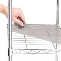 "SMOKE SHELF LINERS FOR 24"" X 60"" WIRE SHELVES"